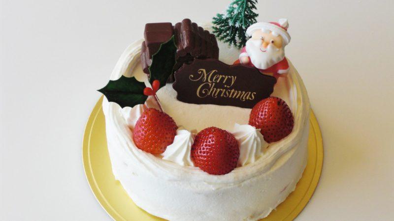 2018クリスマスケーキご予約承り中です!!